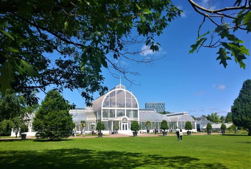 Jardin botanique de Göteborg