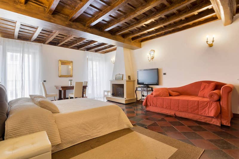 Grand appartement à Rome
