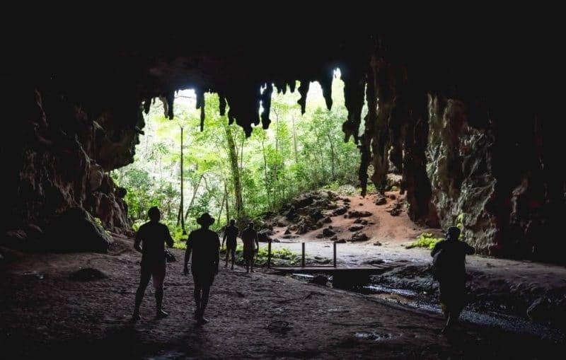 Grotte de la Reine Hortense, Nouvelle-Calédonie
