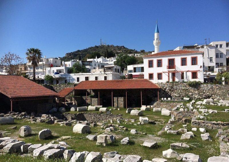 Mausolée d'Halicarnasse, Bodrum