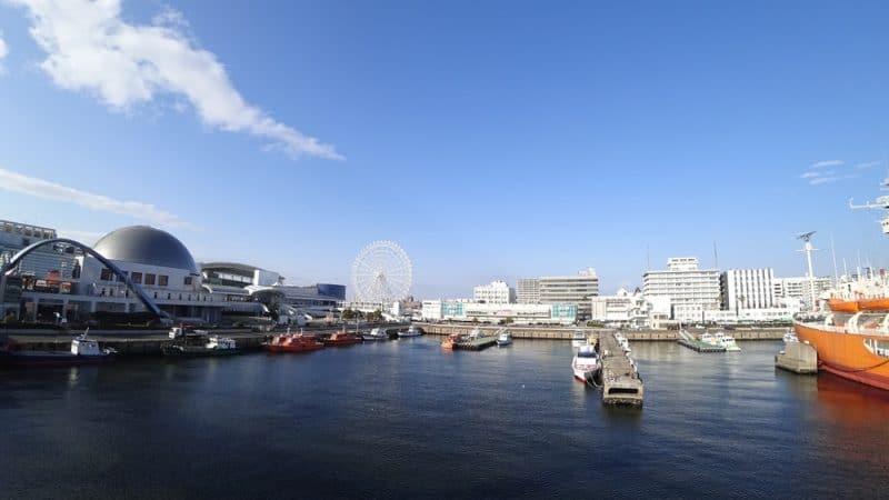 Port de Nagoya