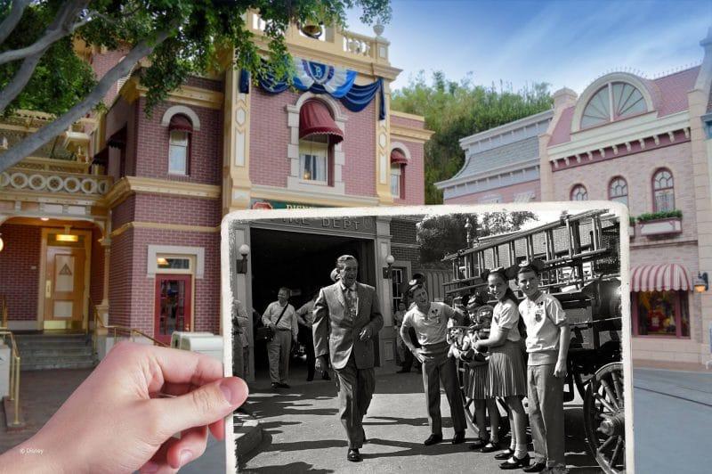 Histoire du parc Disneyland à Los Angeles