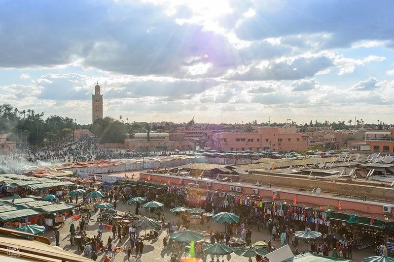 Histoire de la Mosquée Koutoubia à Marrakech