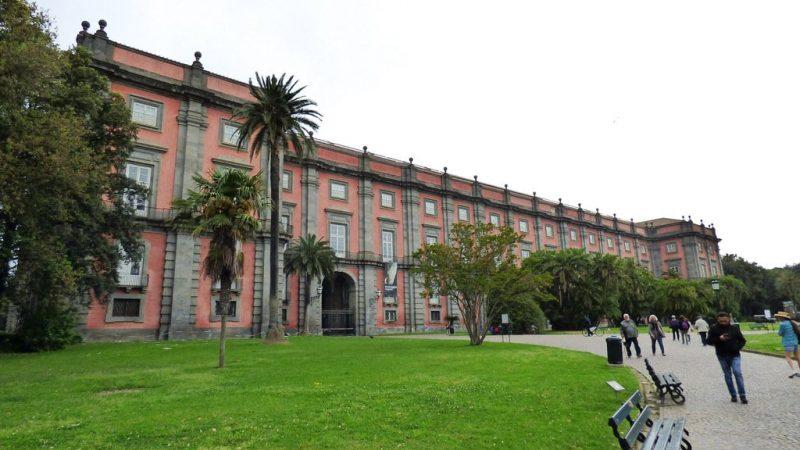 Histoire du Musée Capodimonte à Naples