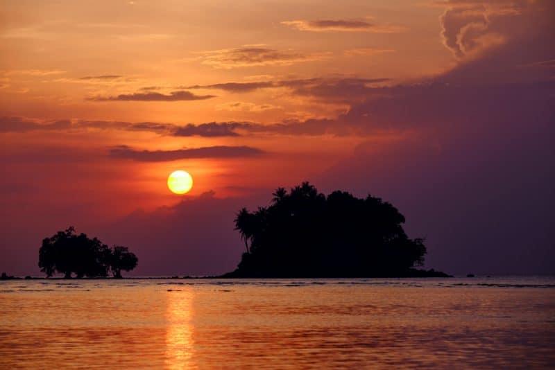 Histoire du Parc National de Sirinat à Phuket