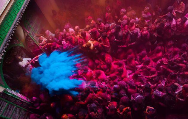 Holi 2020 : comment assister au festival des couleurs en Inde ?