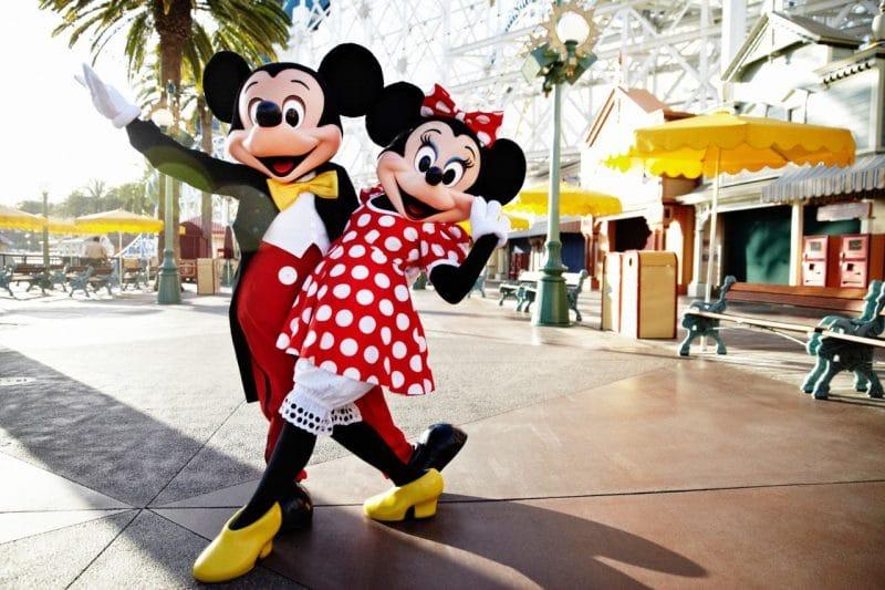 Horaires et tarifs de Disneyland à Los Angeles