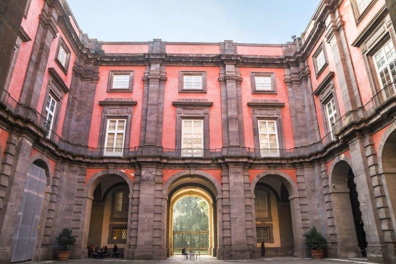 Horaires et tarifs du Musée Capodimonte à Naples