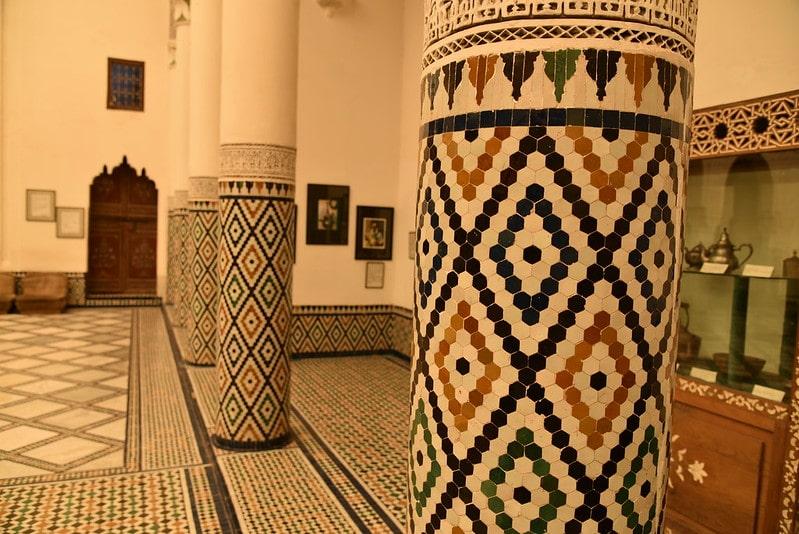 Horaires et tarifs du Musée de Marrakech