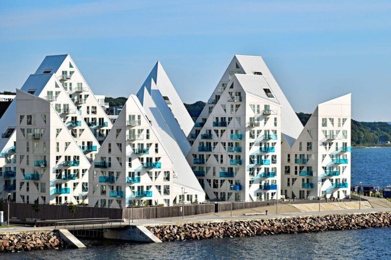 Isbjerget, Aarhus
