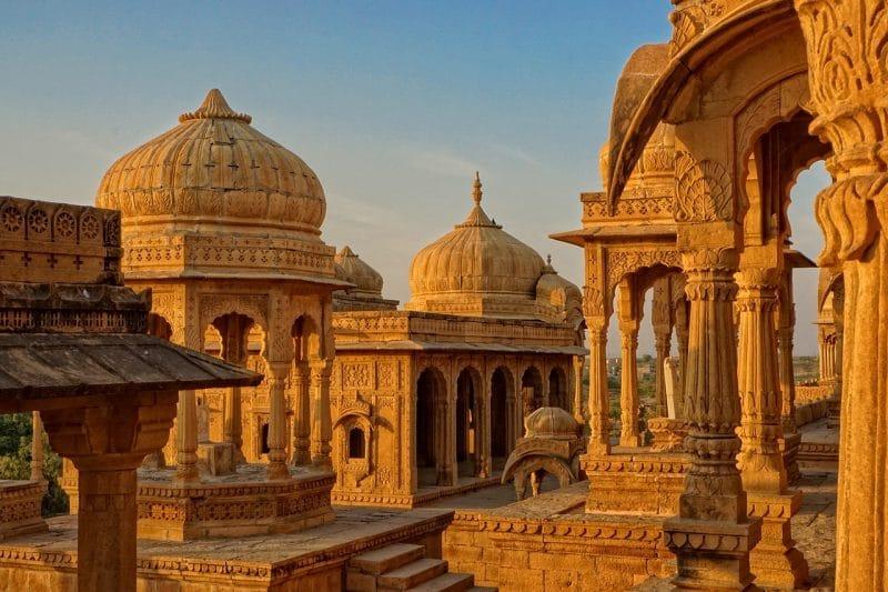Jaisalmer, désert du Thar