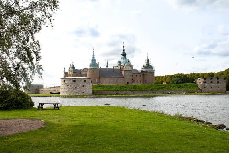 Château de Kalmar, Suède
