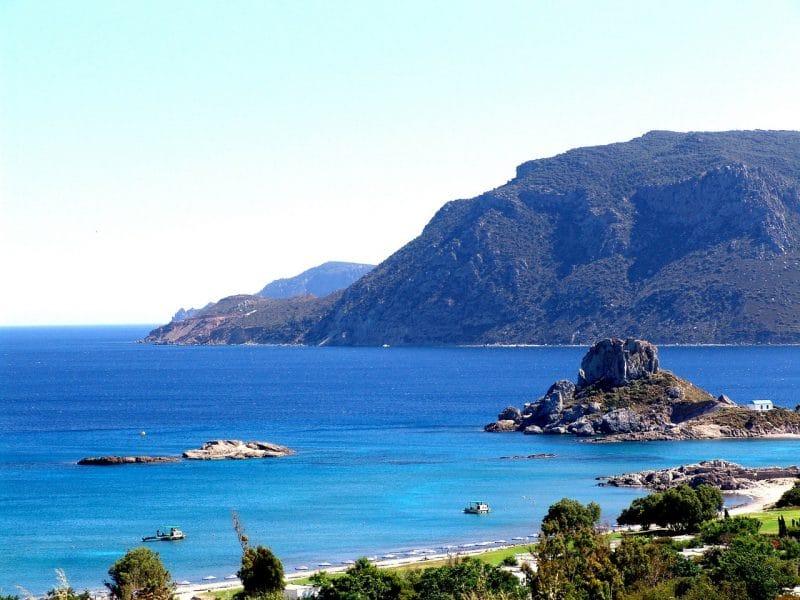 ïle de Kos, Grèce