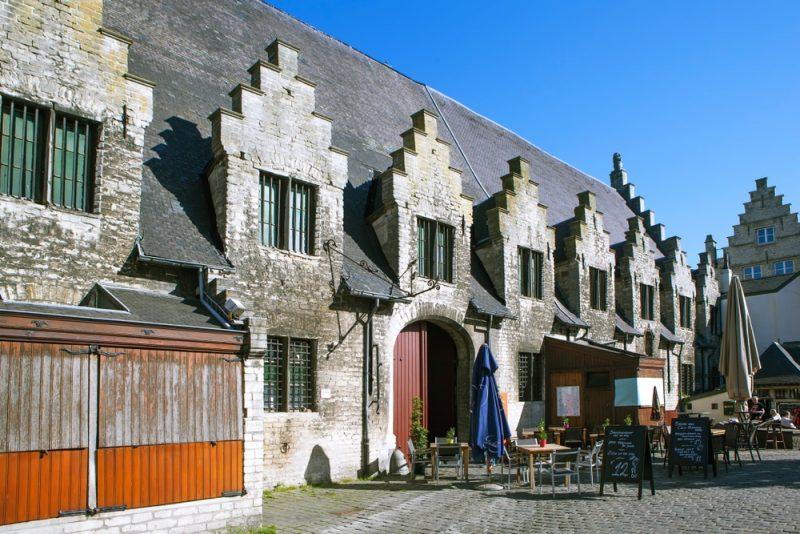La Grande Boucherie, Gand, Belgique