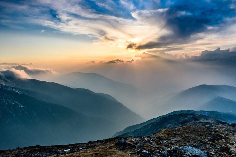 Parc national de Langtang, Népal