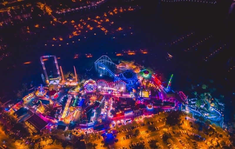 Luna Park du cap d'Agde