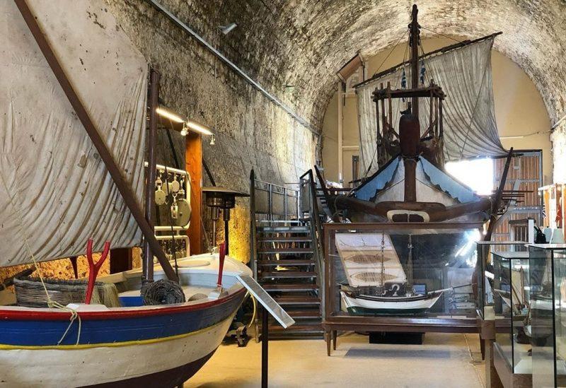Musée Maritime, La Canée, Crète