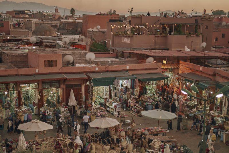 Visiter Marrakech au Maroc
