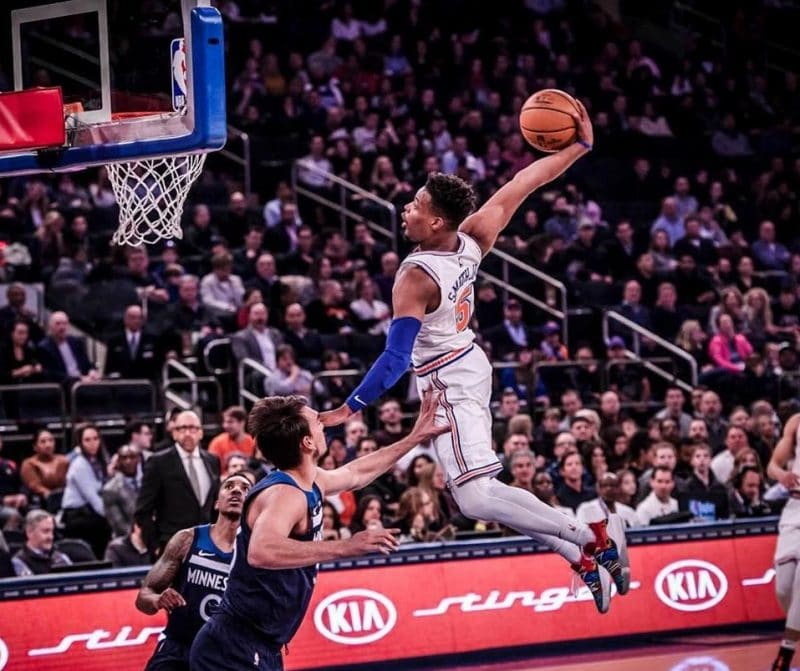 Comment voir un match NBA des New York Knicks ?