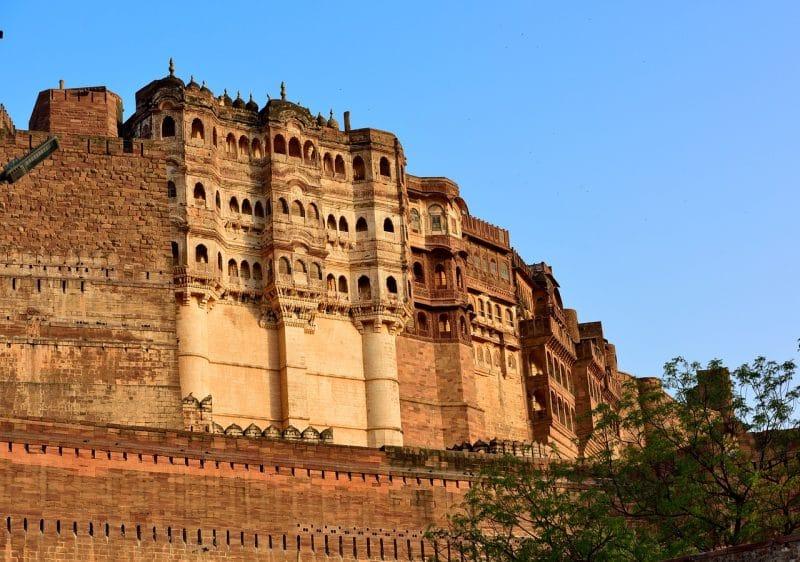 Fort de Mehrangarh, Inde