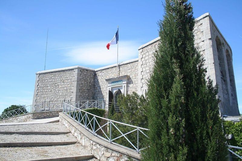 Mémorial du débarquement, Toulon