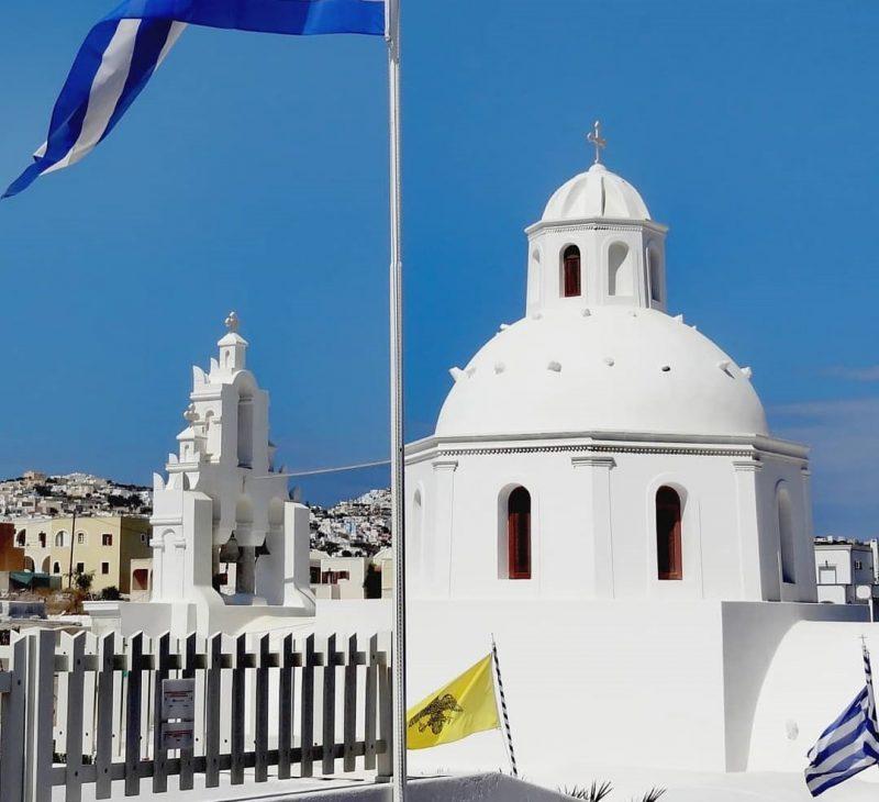 Messaria, Andros, Grèce