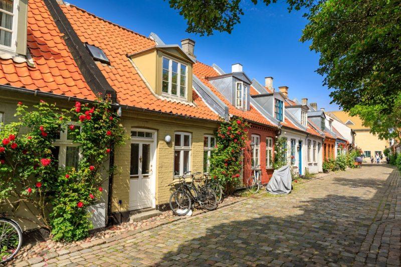 Rue Møllestien, Aarhus