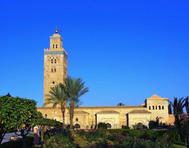 Visiter la Mosquée Koutoubia à Marrakech : billets, tarifs, horaires