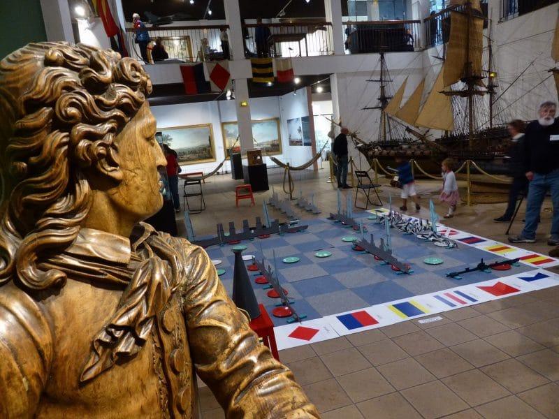 Musée national de la Marine, Toulon