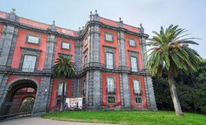 Musée capodimonte, Naples