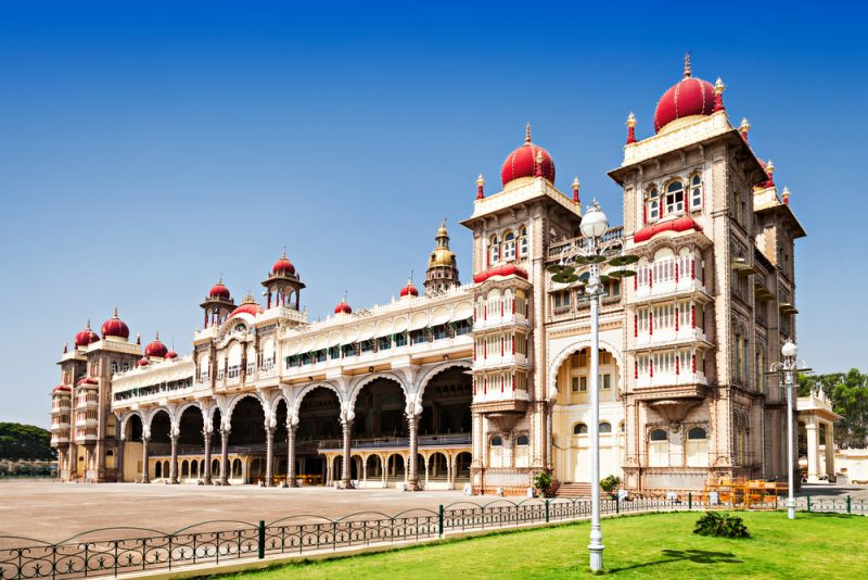 Palais Mysore, Inde
