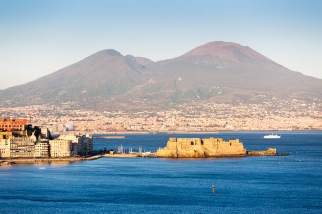 Visiter le Castel dell'Ovo à Naples : billets, tarifs, horaires