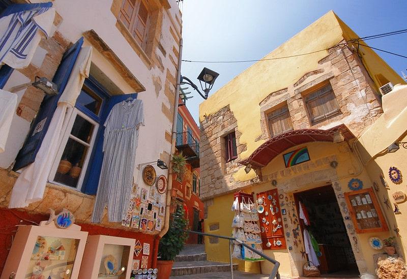 Vieille ville, La Canée, Crète