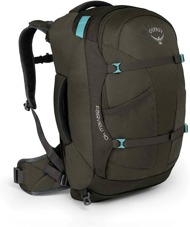 Osprey Fairview 40, sac à dos voyage femme