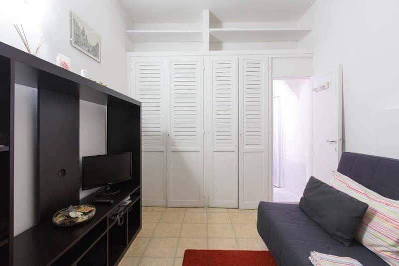 Petit appartement à Rome