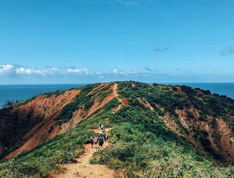 Pic Ngâ, Nouvelle Calédonie
