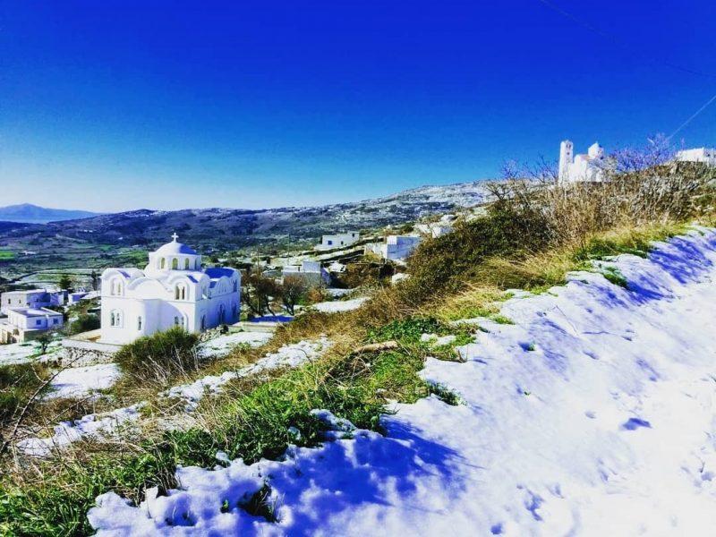 Pitrofos, Andros, Grèce