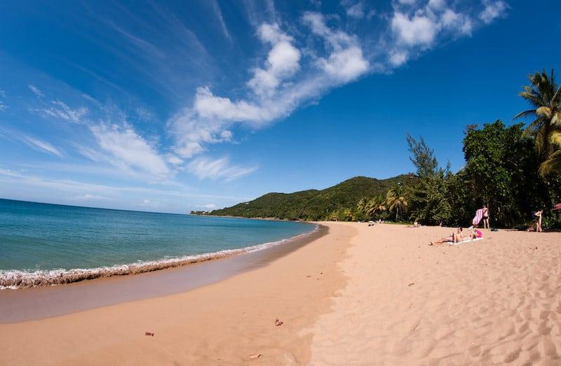 Grande-Anse en Guadeloupe