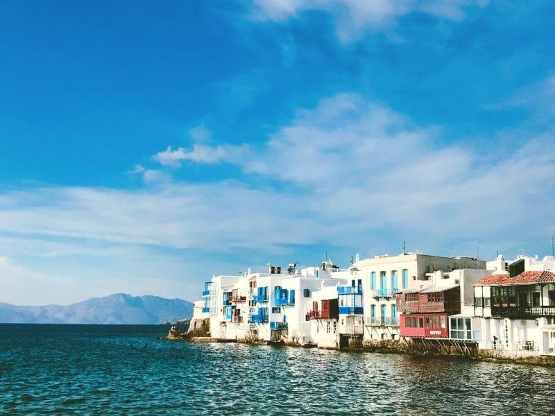Planifier un trajet en ferry à Mykonos depuis Athènes
