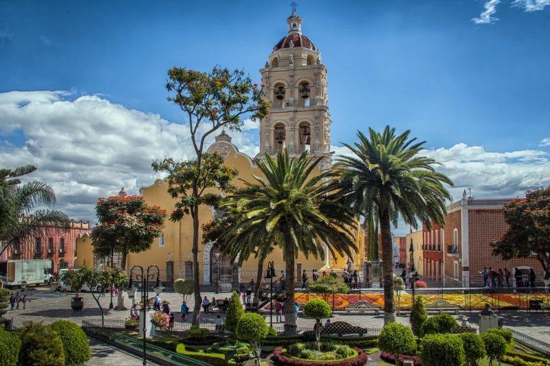 Centre historique de Puebla, Mexique