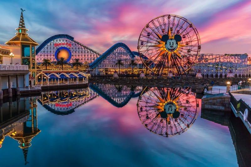 Que voir et que faire au Parc Disneyland à Los Angeles ?
