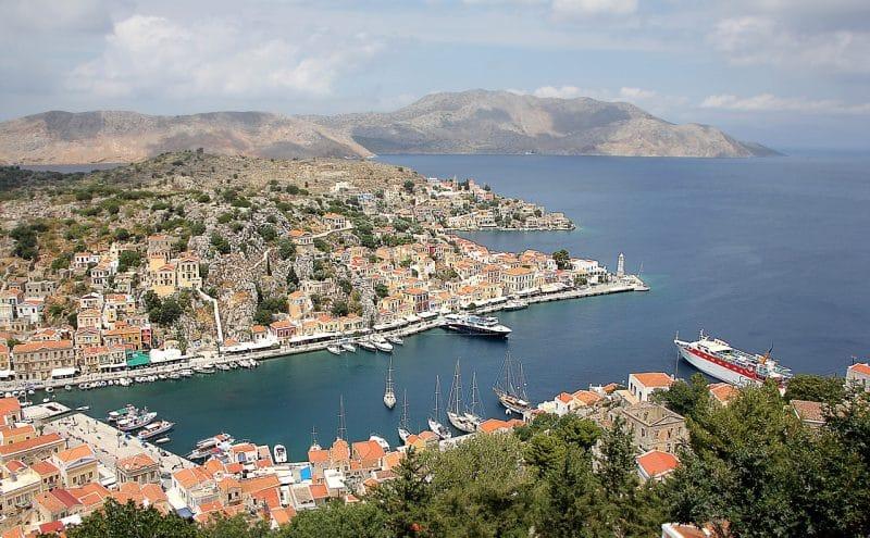 Réserver un trajet en ferry pour la Grèce