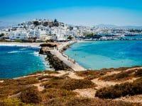Réserver un ferry pour Naxos depuis Athènes