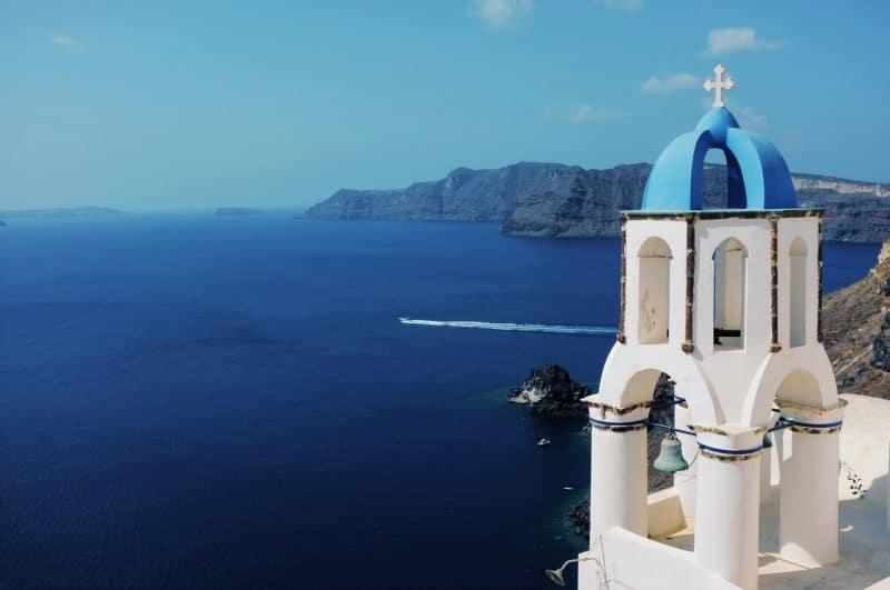 Réserver son trajet en ferry pour Santorin depuis Athènes