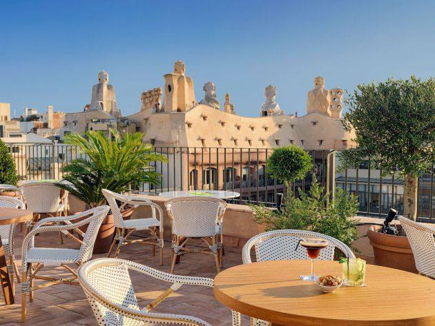 Les 10 meilleurs hôtels avec vue sur Barcelone