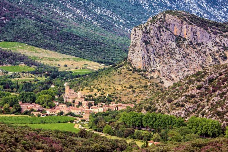 Escalade à Saint Jean du Buèges