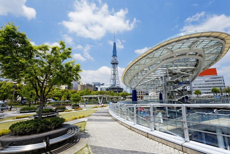 Quartier de Sakaer, Nagoya