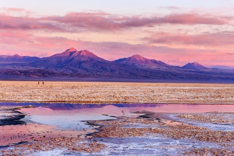 San Pedro de Atacama, Vallée de la Lune, Chili