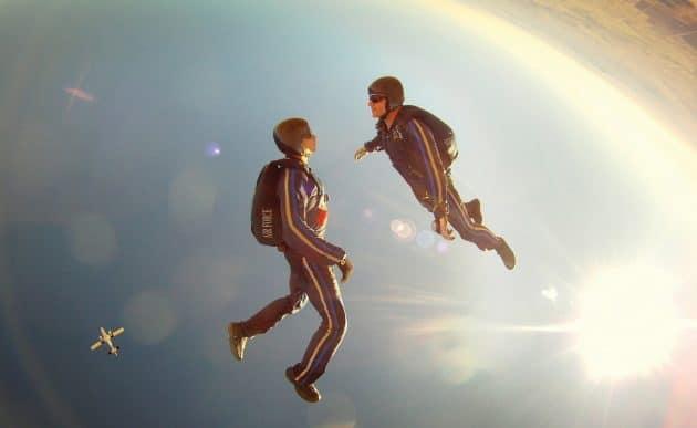 Où faire du saut en parachute autour de Montpellier ?