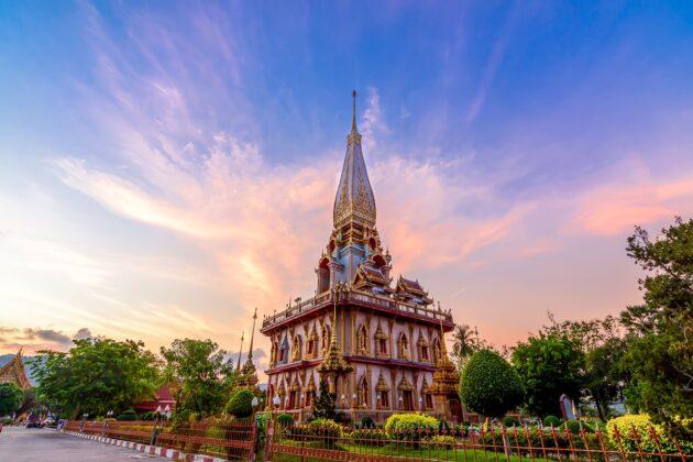 Visiter le Temple Wat Chalong à Phuket : billets, tarifs, horaires